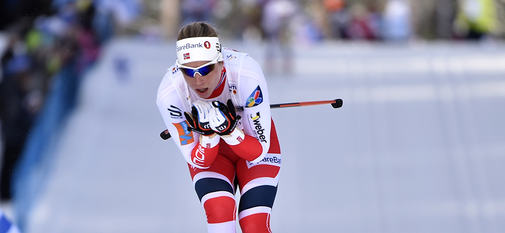 25.02.2017, Lahti, Finland (FIN):Astrid Uhrenholdt Jacobsen (NOR) - FIS nordic world ski championships, cross-country, skiathlon women, Lahti (FIN). www.nordicfocus.com. © Thibaut/NordicFocus. Every downloaded picture is fee-liable.