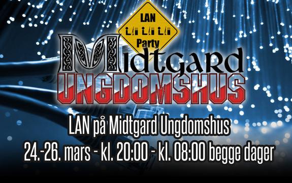 LAN Midtgard foto