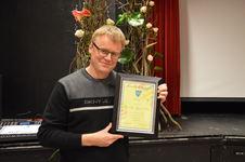 Markering av Frivillighetsdagen_stolt Lars Olav
