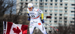 17.03.2017, Quebec, Canada (CAN):Ida Ingemarsdotter (SWE) - FIS world cup cross-country, individual sprint, Quebec (CAN). www.nordicfocus.com. © Modica/NordicFocus. Every downloaded picture is fee-liable.