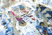 Dronebilder Ramsund skole