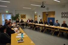 Kommunestyremøte 14