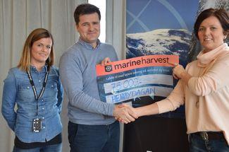 Marine Harvest sponser Herøydagan 2017