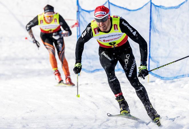 DARIO COLOGNA kommer tillbaka till Bruksvallarna och Ramundberget för att försvara segern i Fjälltopploppet. Foto: JOCKE LAGERKRANTZ