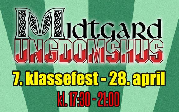 7klassefest Midtgard