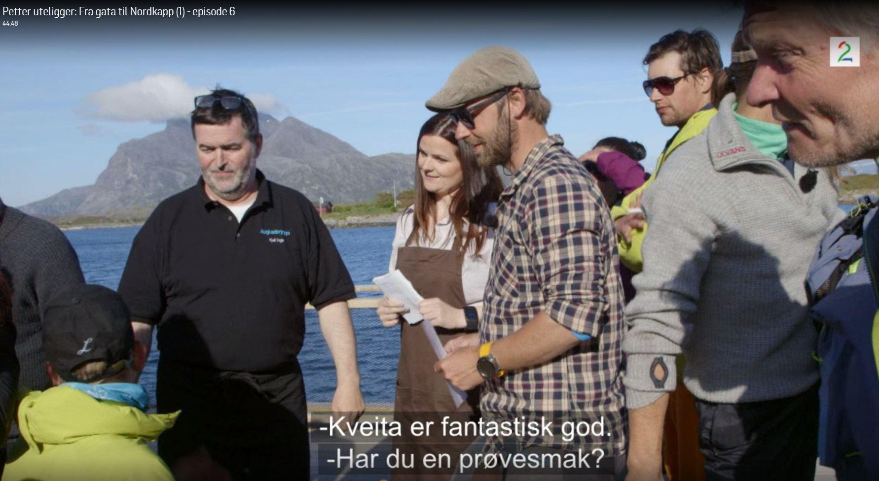 Petter Uteligger TV2_Augustbryggo