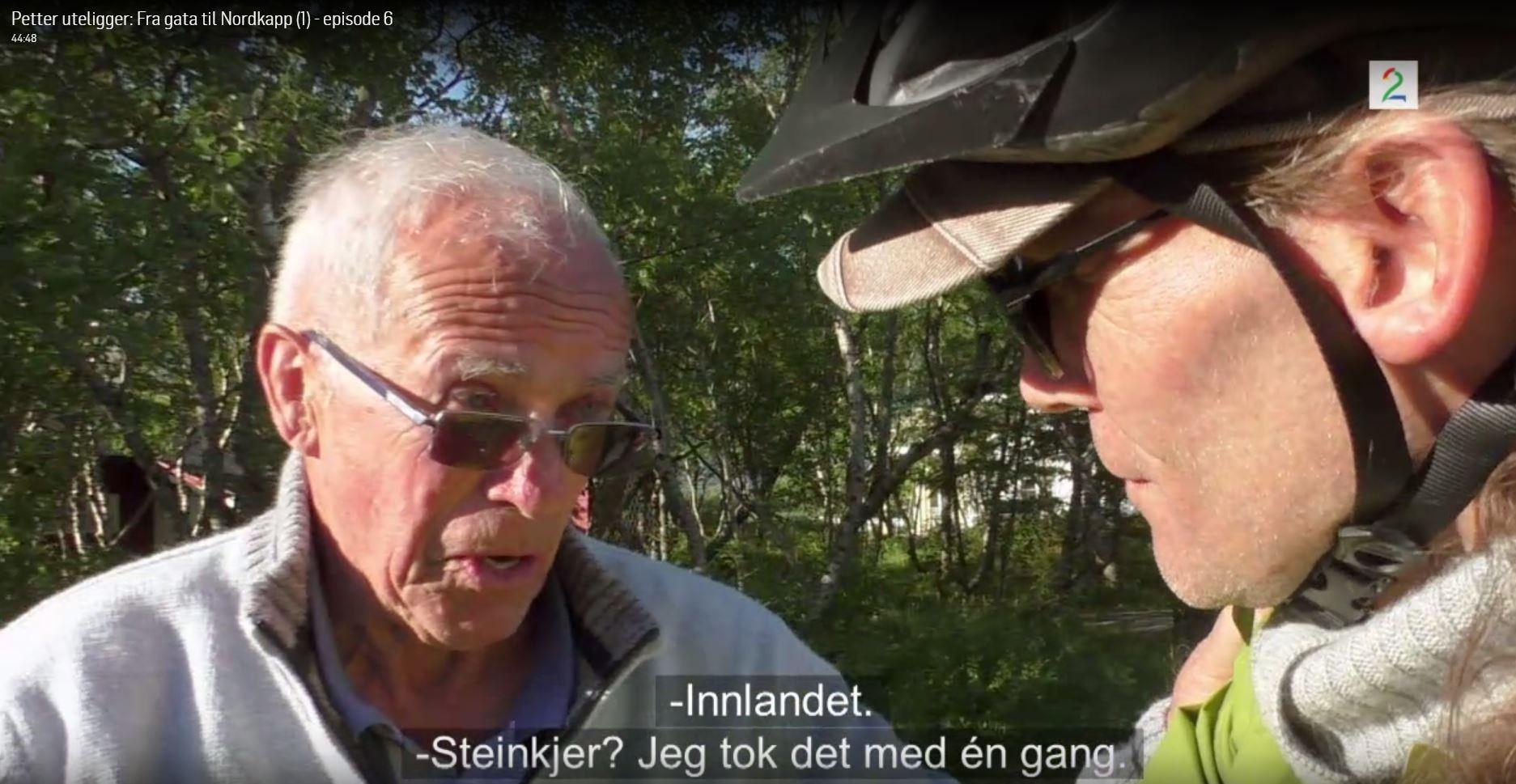 Petter Uteligger TV2_Thoralf