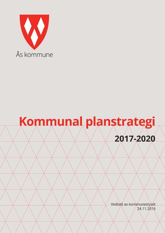 Planstrategi 2017- 2020