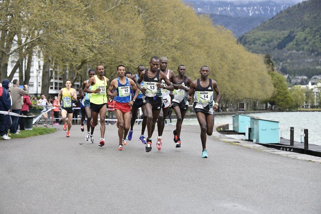 Marathon Lac Annecy