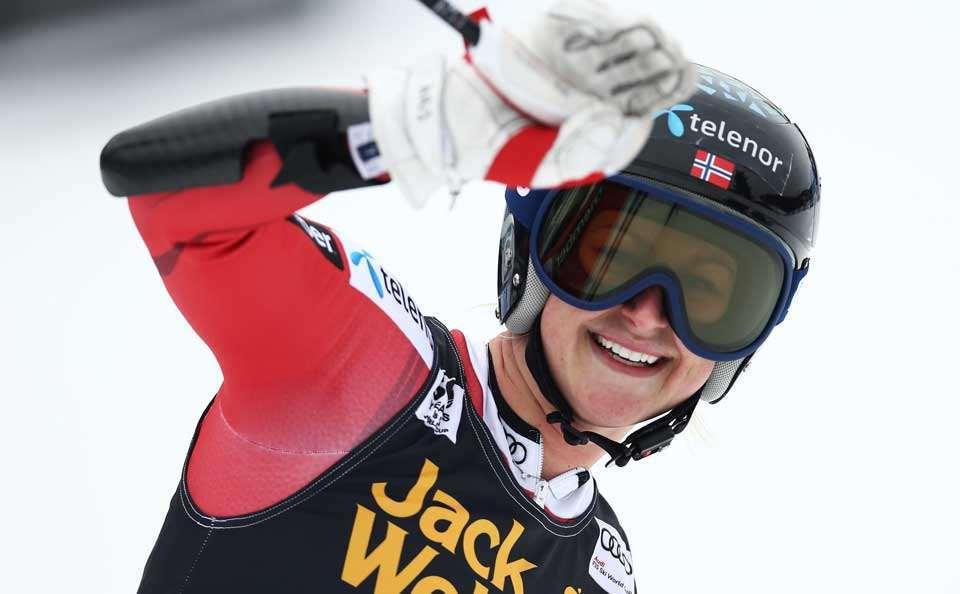 Le classement de la coupe d 39 europe de ski alpin dames 2017 - Classement coupe du monde de ski alpin ...