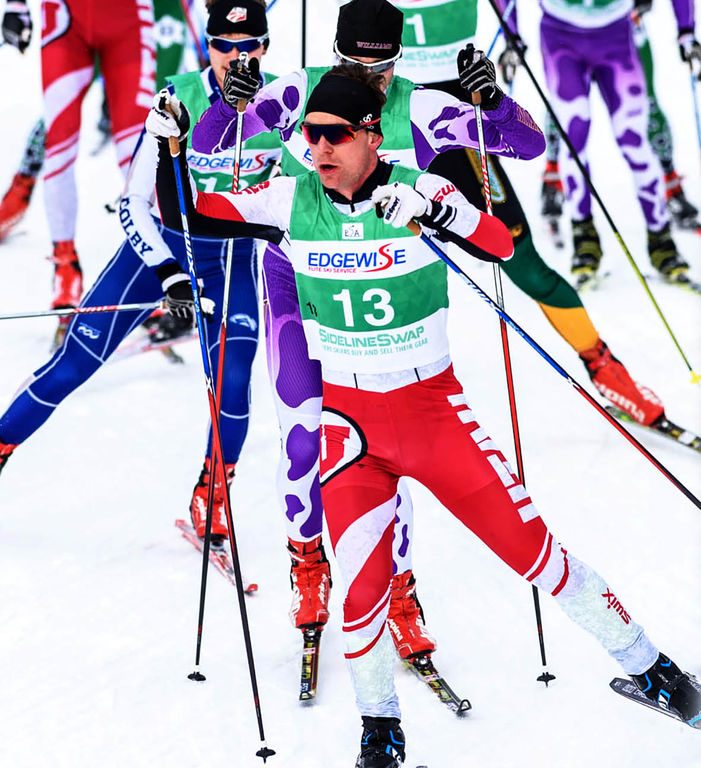 Northug tavlade under mordhot