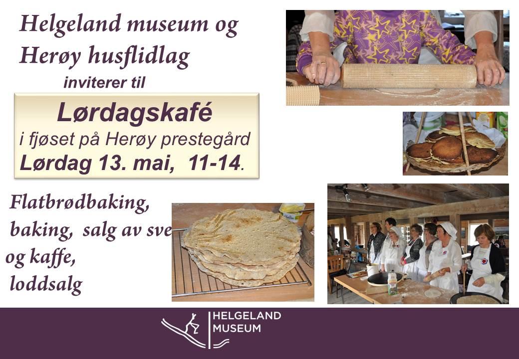 Plakat Åpen dag 13