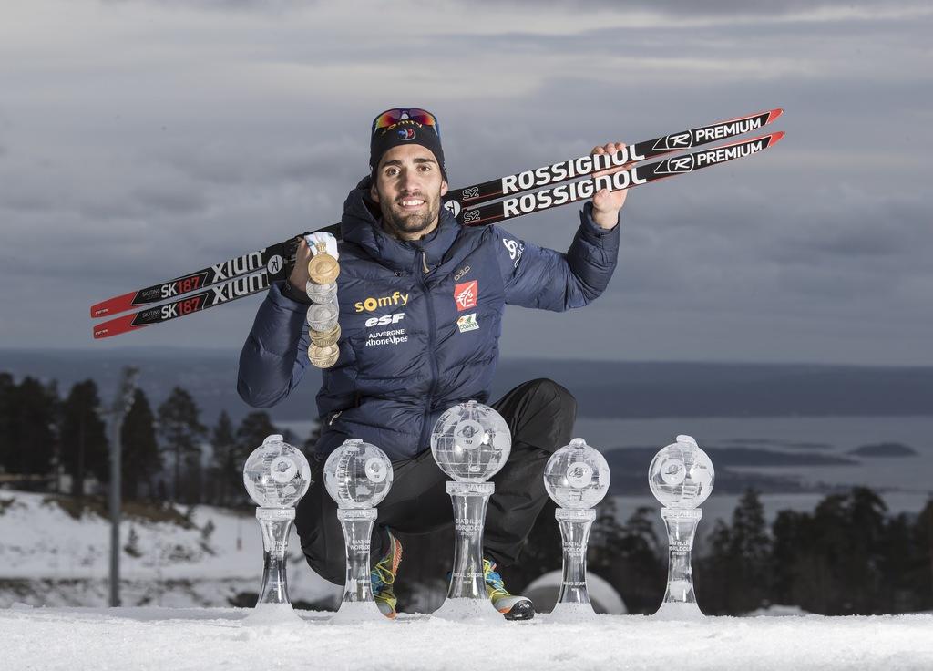 Biathlon le classement de la coupe du monde de sprint - Classement coupe du monde de biathlon ...