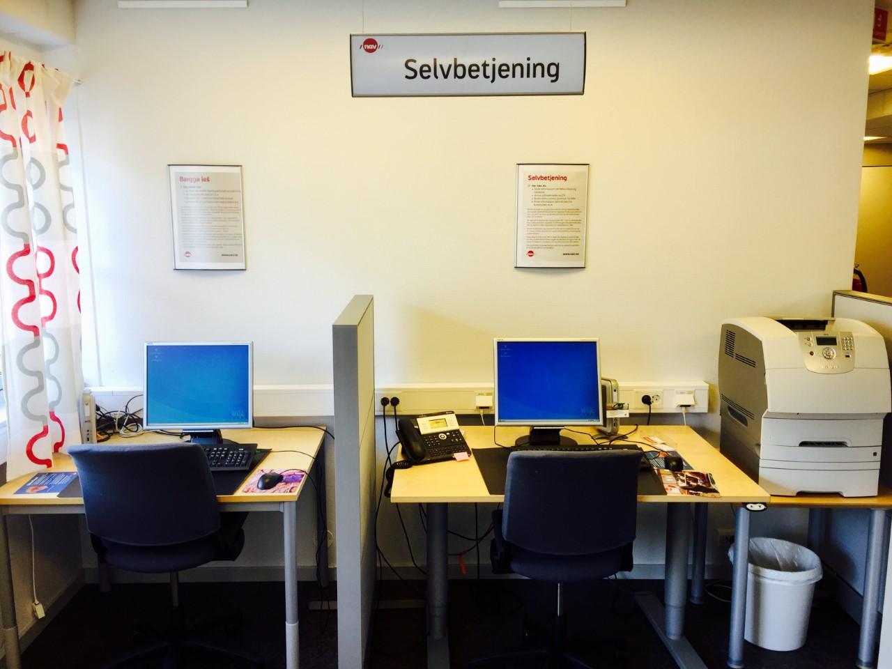 Jobbsenteret hos NAV Kåfjord