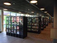 Biblioteket klar for innflytting juni 2017