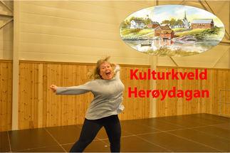 Kulturkveld 2017_Kirsti i lufta
