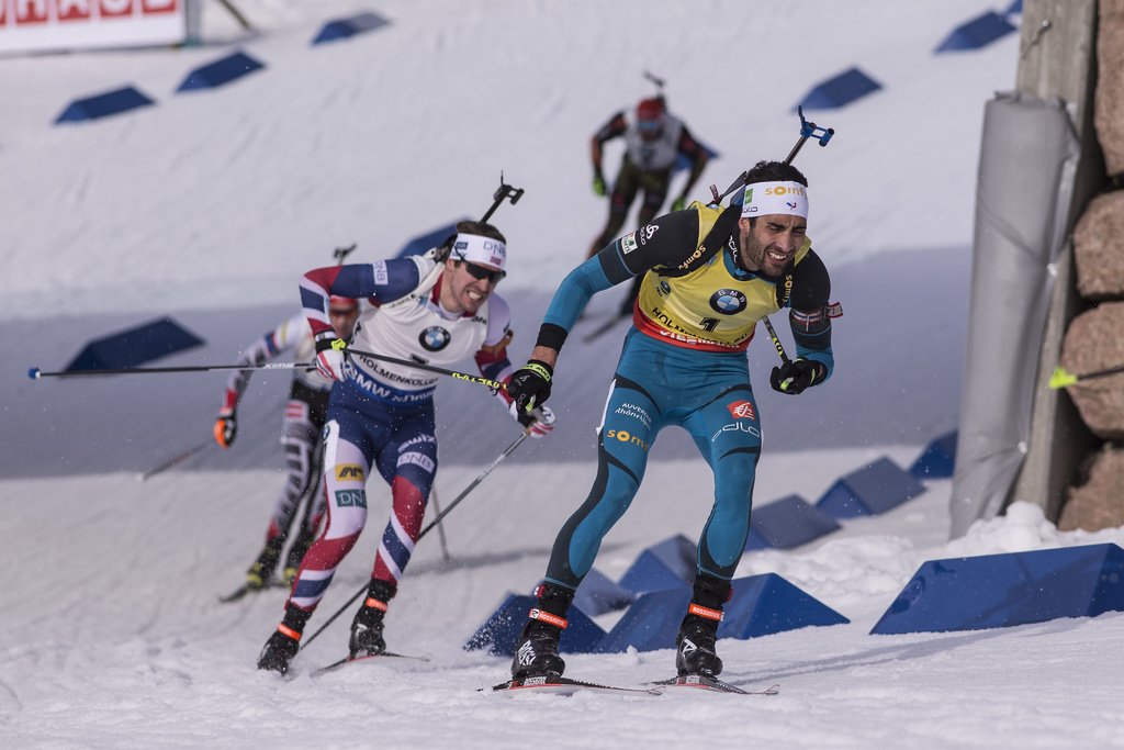 Le classement de la coupe du monde de mass start 2017 ski - Classement coupe du monde de biathlon ...