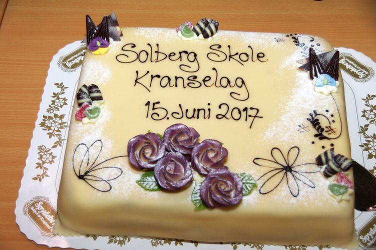 2017-06-15 Solberg skole kranselag