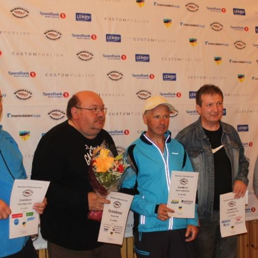 Vinnere fiskekonkurranse  2017