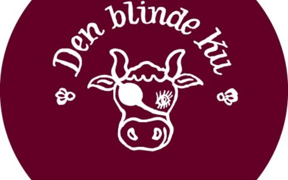 Den Blinde Ku logo
