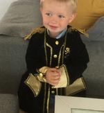 Johannes Moe Pettersen 3 år