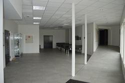 Nytt ingangspartil Herøyhallen 1
