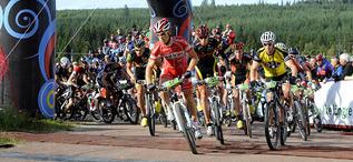 Idre 110813Tredje Cykelvasan Sälen-MoraFoto Nisse Schmidt