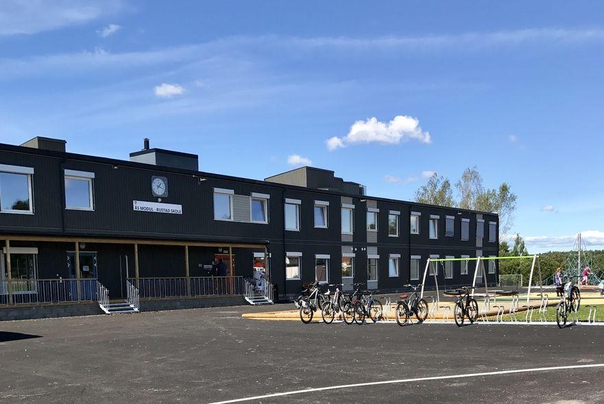 Bilde Rustad modulbygg til hjemmesiden