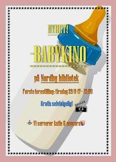 Flyer for Babykino