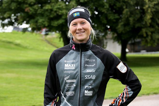 MAJA DAHLQVIST imponerade i Alliansloppet och Falun-Borlänge-åkaren bevisade att hon är mer än en ren sprintåkare. En stark seger i damklassen efter 42 kilometer. Foto/rights: KJELL-ERIK KRISTIANSEN/sweski.com