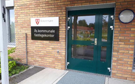 Ås kommunale fastlegekontor