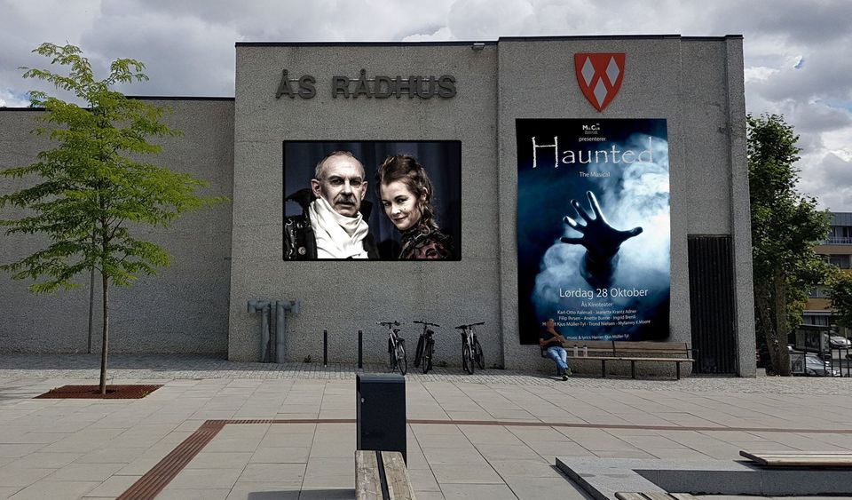 Haunted på Ås kulturhus
