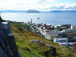 Hammerfest i juni