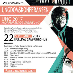 Invitasjon Ungdomskonferansen