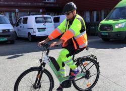 Befaring sykkel Oslo komune