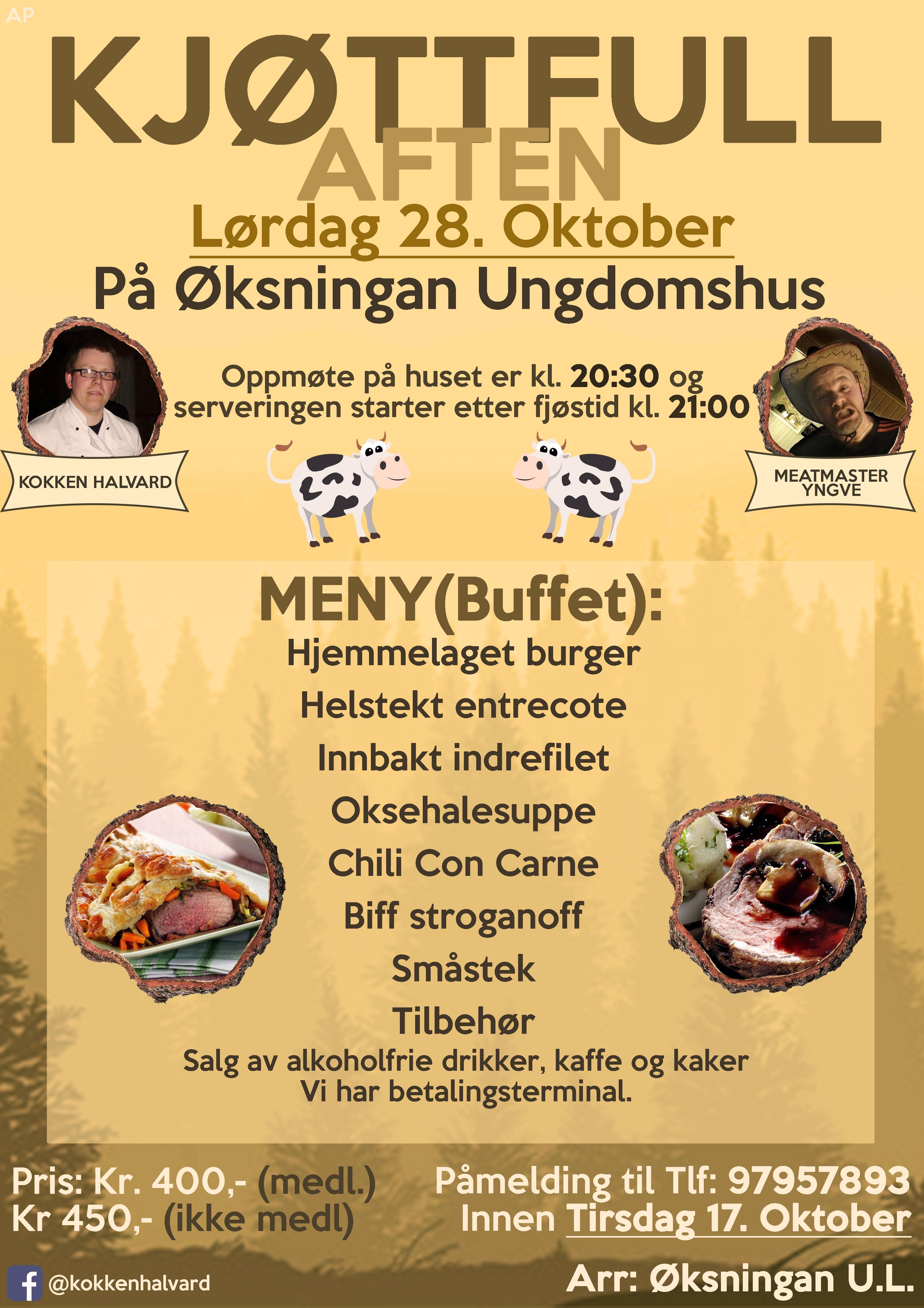 Kjøttfull aften i Øksningan_plakat.jpg