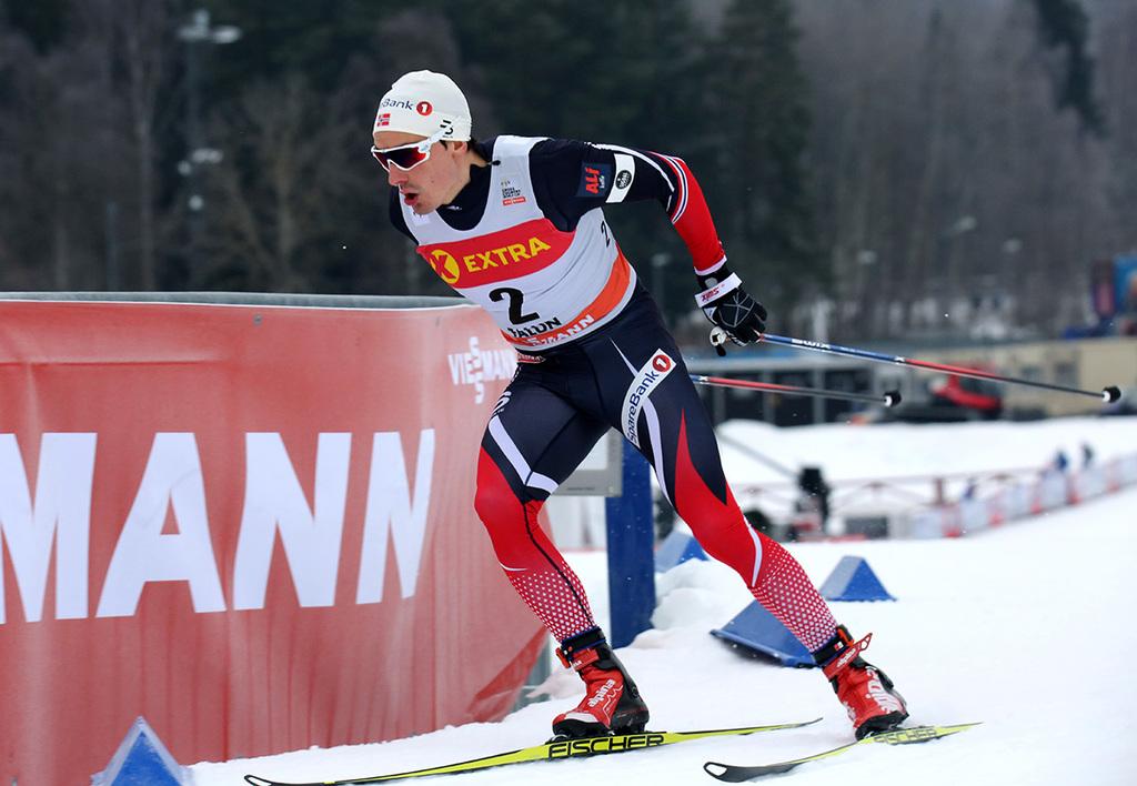 Northug åker inte sistasträckan på OS - Sweski com - Sverige