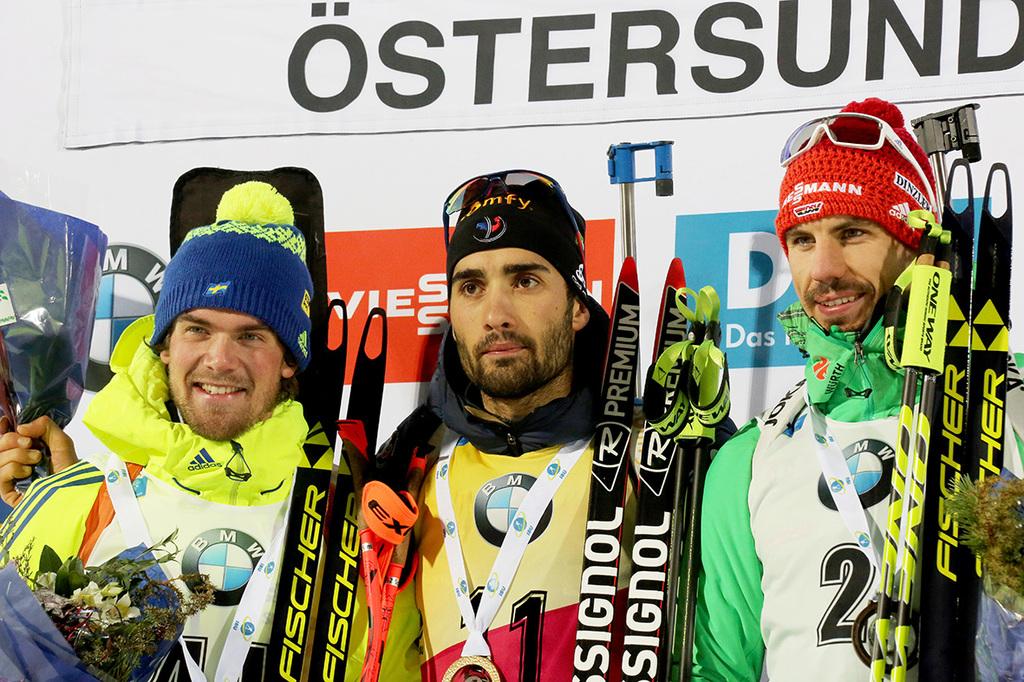 Svensk damstafett ger hopp infor vm