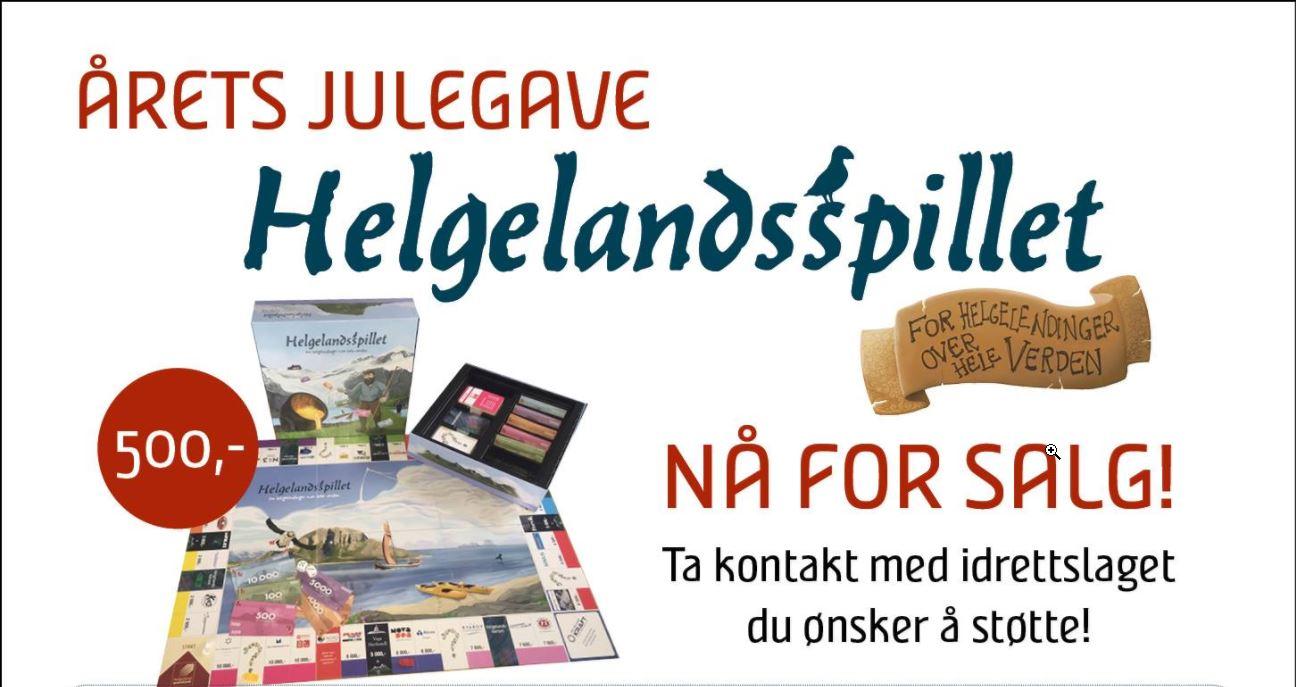 Helgelandsspillet