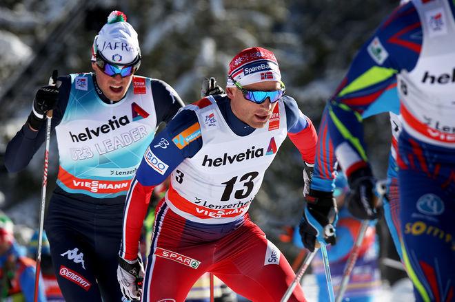 NIKLAS DYRHAUG har problem med ryggen och tvingas stå över minst två helger med tävlingar. Foto/rights: MARCELA HAVLOVA/KEK-photo