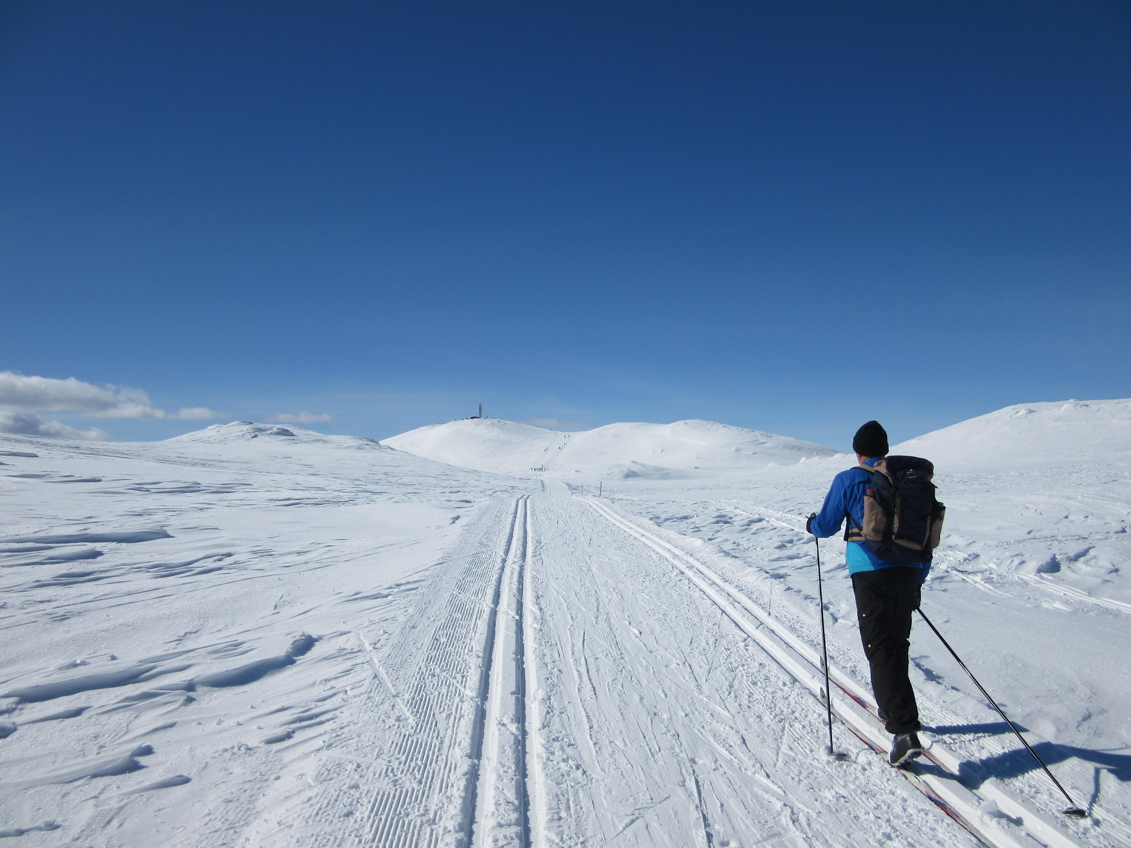 69. Foto RG Spåtindtoppen på ski ( 1).JPG