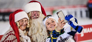 24.11.2017, Ruka, Finland (FIN):Stina Nilsson (SWE) - FIS world cup cross-country, individual sprint, Ruka (FIN). www.nordicfocus.com. © Modica/NordicFocus. Every downloaded picture is fee-liable.