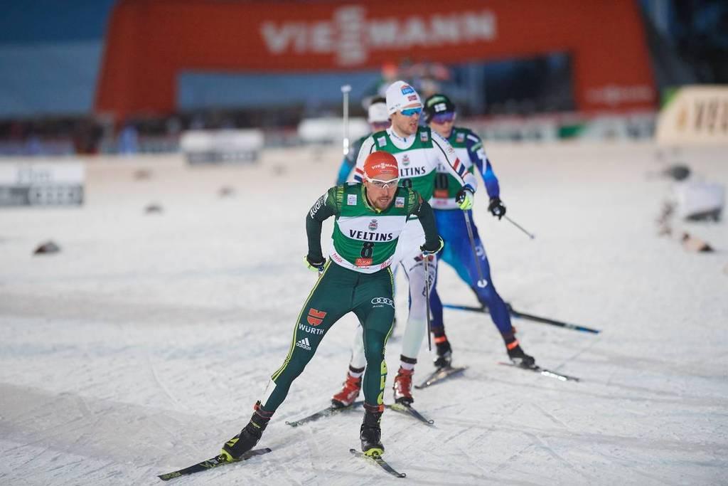 Combin nordique coupe du monde lillehammer ski - Coupe du monde combine nordique ...