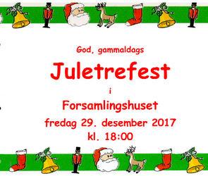 Juletrefest 2017