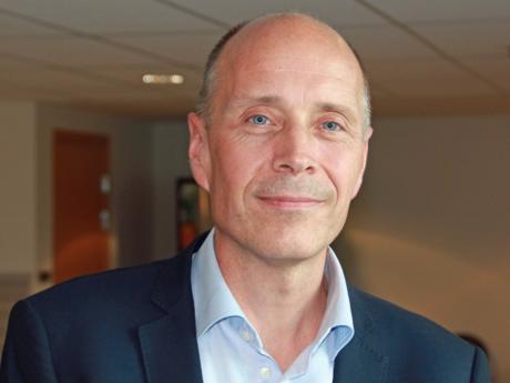IT-direktør i Nav, Torbjørn Larsen. Foto: Harald Brombach.
