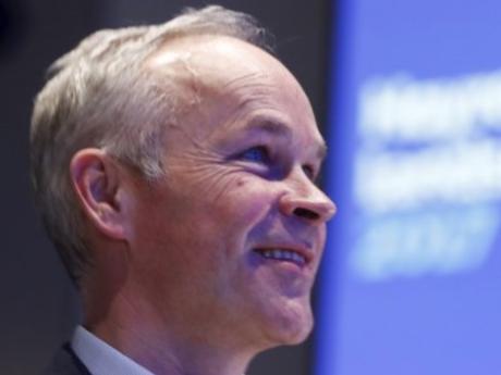 Jan Tore Sanner, kommunal- og moderniseringsminister. Illustrasjonsfoto.