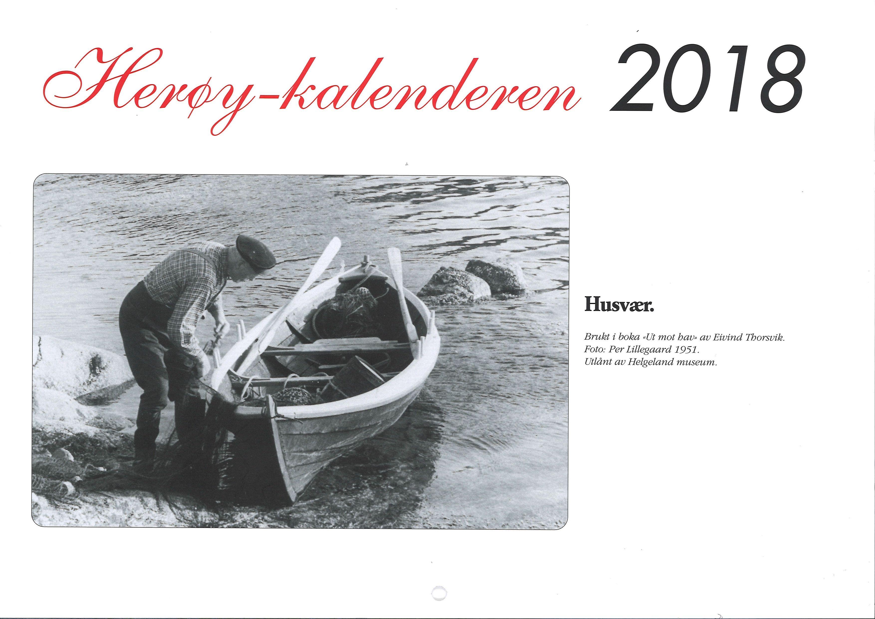 Herøykalenderen 2018_forside