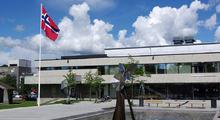 fronten til kulturhuset