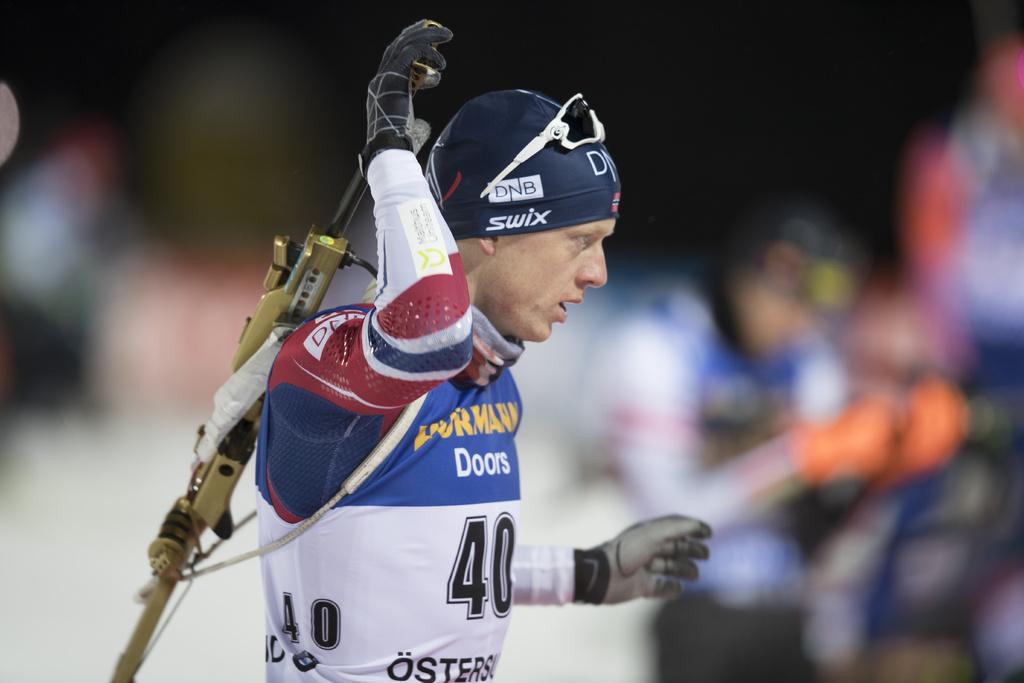 Foyer Nordique Grand Bornand : Biathlon coupe du monde le grand bornand ski nordique