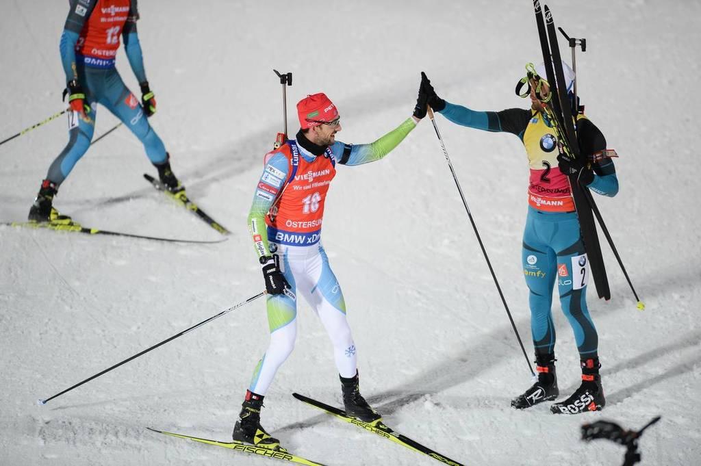 Biathlon coupe du monde hochfilzen ski - Classement coupe du monde de biathlon ...